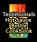 Testimonials The Hot Sauce Cookbook