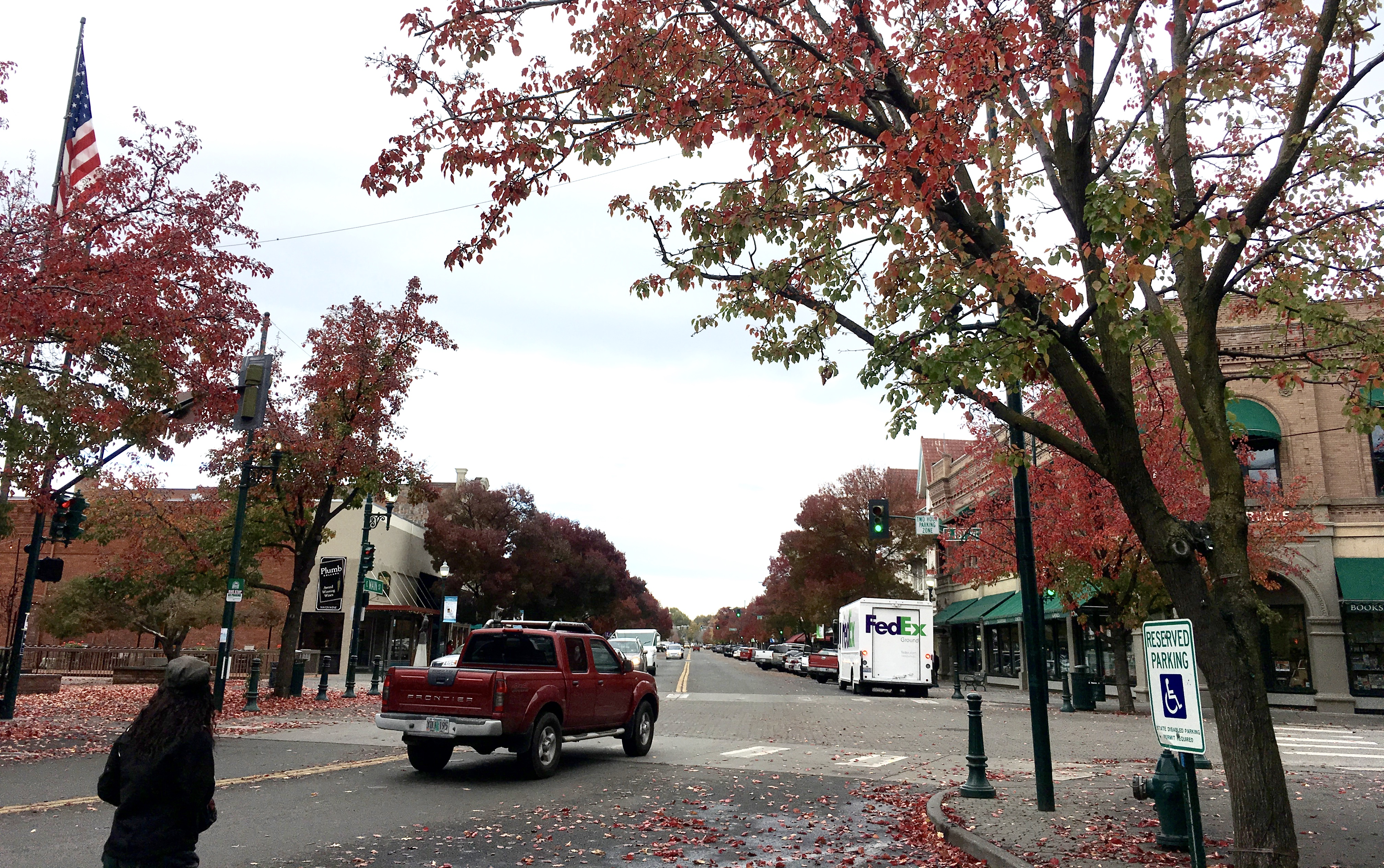 Downtown Walla Walla, Washington